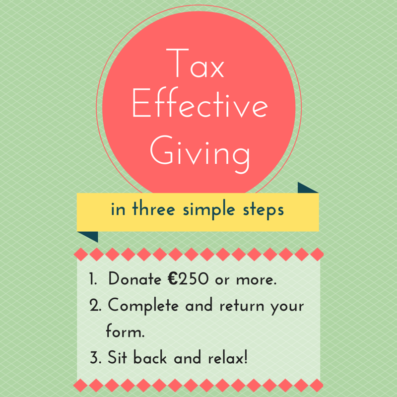 Tax Effective Giving Icon